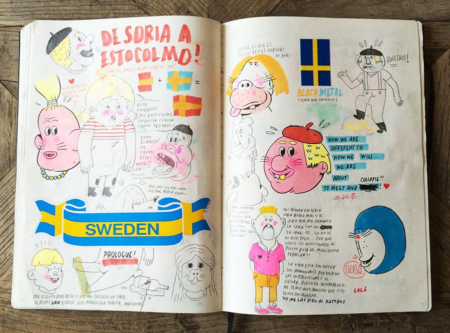 Original Sketchbook